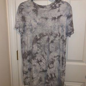 Tie Dye T-Shirt Dress 👗